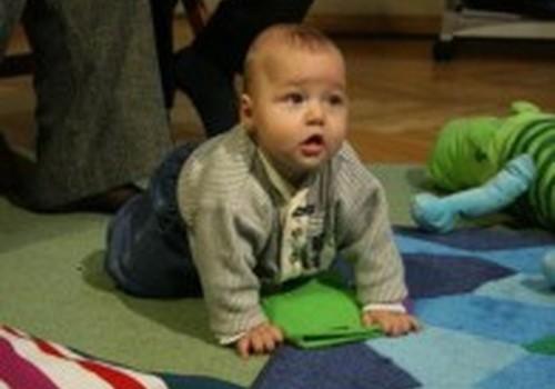 Kaip suprasti, kad mažylis jau pasiruošęs ropoti?