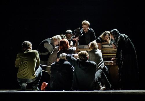 Jaunimo teatro ruduo: kelionėse ir namie