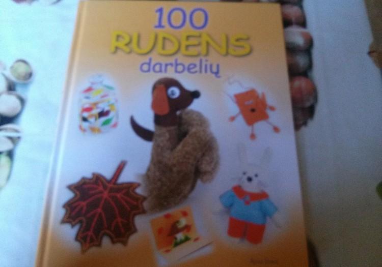 AČIŪ už knygutę!!! :)
