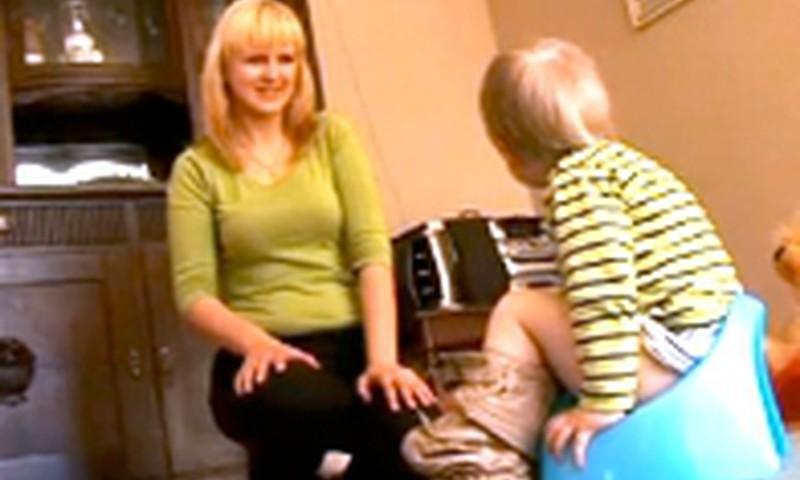 Naktipuodis: mokyti kūdikį ar neskubėti?