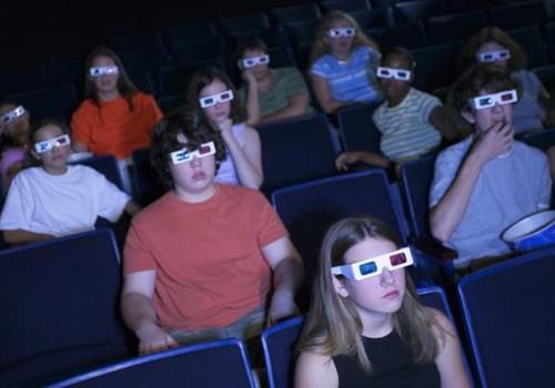 Ar 3D filmai kenkia sveikiems žmonėms?