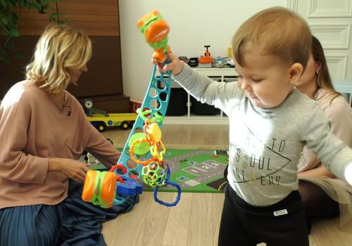 VIDEO: Kokie turėtų būti žaislai?