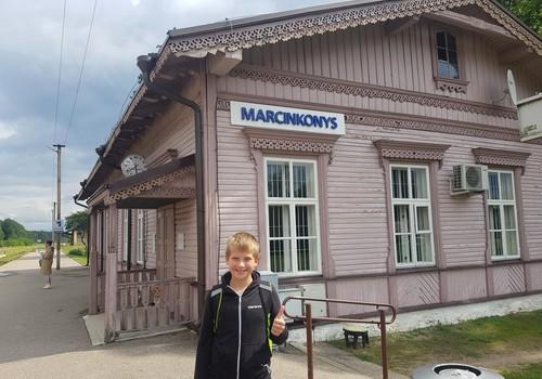 Vasaros gidas: pasižvalgėme po Marcinkonis