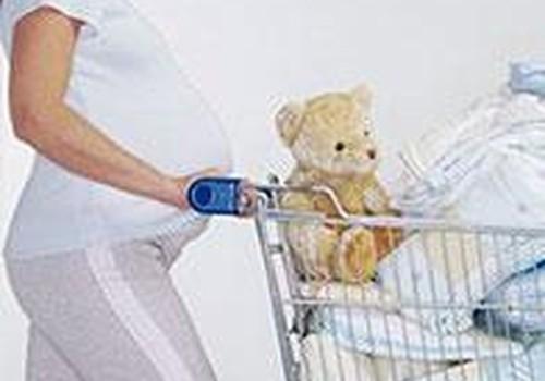 Koks buvo pirmas daiktas, kurį nusipirkai būdama nėščia?