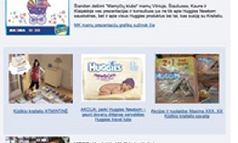 Pirmasis Kūdikio kraitelio e-žurnalas jau pasirodė!