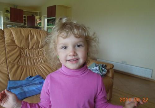 Vaiko analizė pagal nuotrauką: Austėja