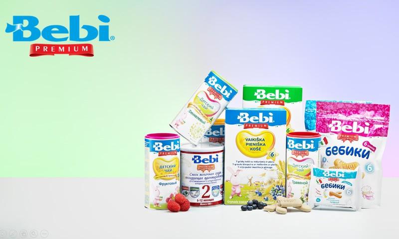 Kuo išsiskiria BEBI kūdikių maistelis?