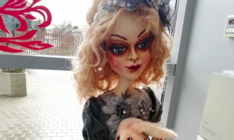 TOKIA MŪSŲ KASDIENYBĖ. Rankų darbo lėlių paroda