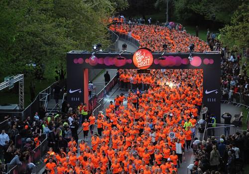 Pirmasis Lietuvoje naktinis bėgimas moterims: registracija prasidėjo