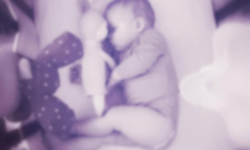 Kur miega jūsų kūdikis?