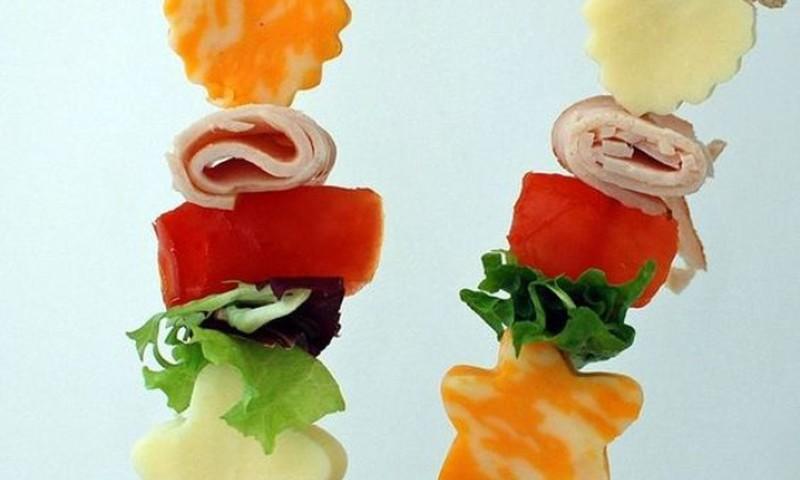 4 patarimai, kaip vaikams patiekti įdomų maistą
