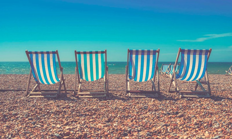 Atostogos prie jūros: idėjos sveikiems užkandžiams paplūdimyje