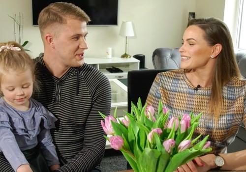 TV Mamyčių klubas 2019 04 28: teatre su vaikais, žaidimai ir svajonės, atlikėjo Pauliaus Bagdanavičiaus tėvystė