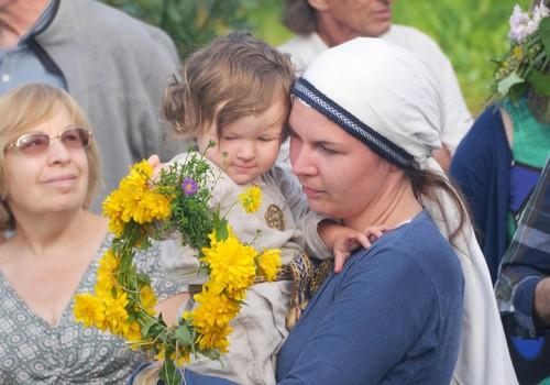 Vasaros blogas: Stovyklavimas patiems mažiausiems