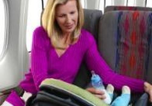 Ar skrydis lėktuvu nepakenks metukų dar neturinčiam vaikučiui?