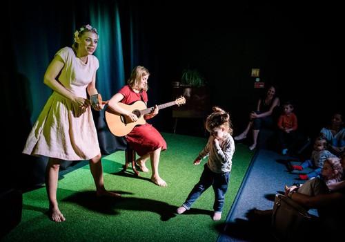 """Teatras vaikams """"Pradžia"""" pristato antrąjį sezoną"""