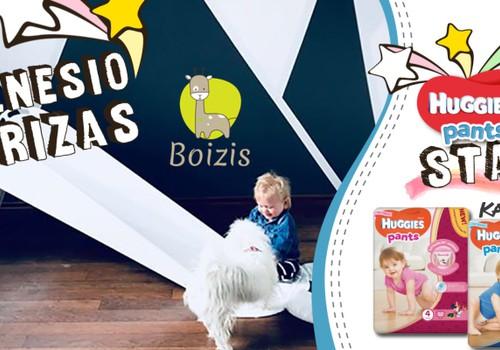 Dalyvauk FOTO konkurse ir laimėk medinę BOIZIS čiuožyklą!