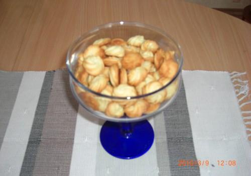 Traškūs ir skanūs sausainiukai