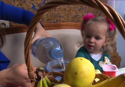 VIDEO: Kada ir kokius gėrimus pasiūlyti vaikams?
