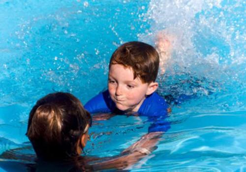 Pirmieji yriai: kokia yra taisyklingo mokymosi plaukti pradžia?