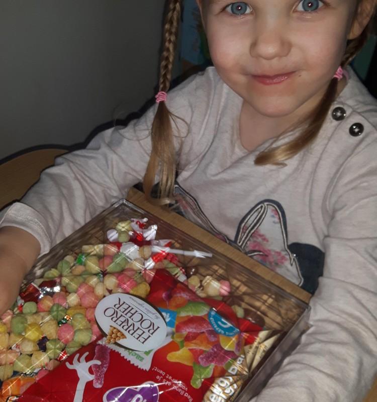 Augustės dienoraštis: saldainių diena - tik kartą savaitėje