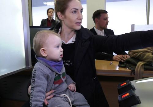 VIDEO: Super mažylio Motiejaus pirmasis pasas